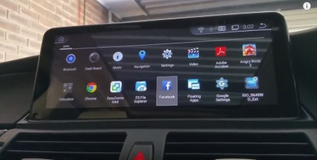 Navigatie NAVI-IT 2 GB RAM 32 GB ROM NAVI-IT Android 10, BMW X5 E70, X6 E71 Ecran IPS Bluetooth GPS CCC - Copie [2]