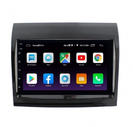 Navigatie NAVI-IT, 4GB RAM 64GB ROM, 4G, IPS, DSP, Peugeot Boxer, Android 9.1, WiFi, Bluetooth, Waze - Copie - Copie1