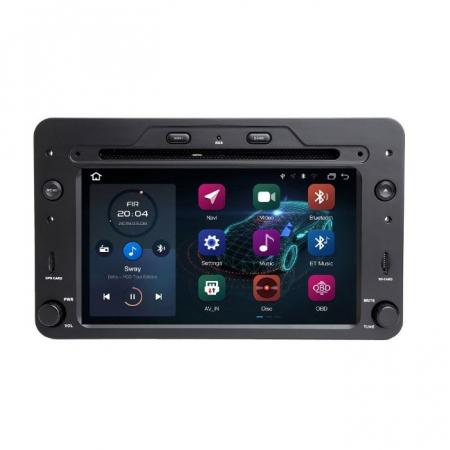 Navigatie NAVI-IT 4GB RAM 64GB ROM dedicata cu Android 9.1, Alfa Romeo 159, Brera, Spider3