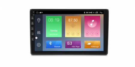 Navigatie NAVI-IT 4 GB RAM + 64 GB ROM Android Audi A4 B6 B7 , SEAT EXEO ( 2001 - 2008 ) , Display 9 inch , Internet ,Aplicatii , Waze , Wi Fi , Usb , Bluetooth , Mirrorlink - Copie - Copie0