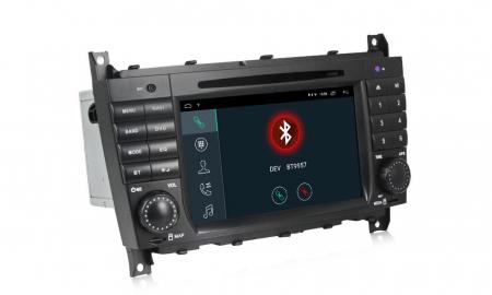 Navigatie NAVI-IT 2 GB RAM + 16 GB ROM Mercedes C Class W203 , CLK W209 , Android 10, Internet, Aplicatii , Waze , Wi Fi , Usb , Bluetooth , Mirrorlink - Copie4