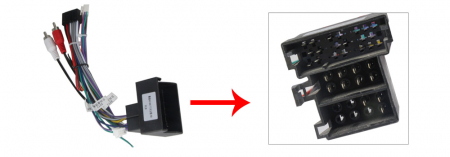 Navigatie NAVI-IT 1GB RAM + 16GB ROM Android Audi A4 B6 B7 , SEAT EXEO ( 2001 - 2008 ) , Display 9 inch , Internet ,Aplicatii , Waze , Wi Fi , Usb , Bluetooth , Mirrorlink [3]