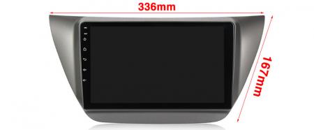 Navigatie Mitsubishi Lancer 2006-2010, NAVI-IT, 9 Inch, 4GB RAM 64GB ROM, IPS, DSP, RDS, 4G, Android 10 , WiFi, Bluetooth, Magazin Play, Camera Marsarier [3]