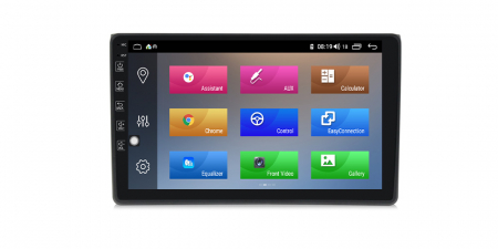 Navigatie NAVI-IT 2 GB RAM + 32 GB ROM Android Audi A4 B6 B7 , SEAT EXEO ( 2001 - 2008 ) , Display 9 inch , Internet ,Aplicatii , Waze , Wi Fi , Usb , Bluetooth , Mirrorlink - Copie [2]