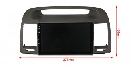 Navigatie Toyota Camry 5 (2001-2006), NAVI-IT, 9 Inch, 1GB RAM 16 GB ROM, Android 9,1, WiFi, Bluetooth, Magazin Play, Camera Marsarier [1]