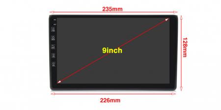 Navigatie NAVI-IT 4 GB RAM + 64 GB ROM Android Audi A4 B6 B7 , SEAT EXEO ( 2001 - 2008 ) , Display 9 inch , Internet ,Aplicatii , Waze , Wi Fi , Usb , Bluetooth , Mirrorlink - Copie - Copie4