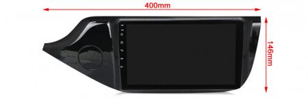 Navigatie Kia Ceed 2 2012-2018, NAVI-IT, 9 Inch, 2GB RAM 32GB ROM, Android 9.1, WiFi, Bluetooth, Magazin Play, Camera Marsarier [2]