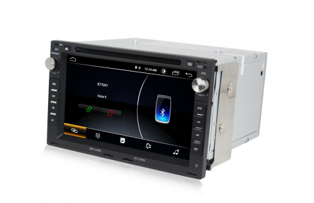 Navigatie NAVI-IT 7 Inch, Android 10, 2GB RAM 16GB ROM, Passat B5, B5.5, Golf4, Octavia 1, Fabia 1, Superb 1, T5, Polo 9N, DVD, DSP, IPS, Canbus extern3