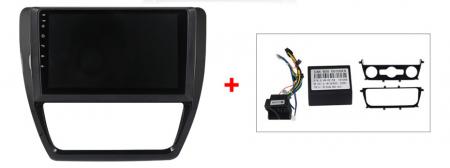 Navigatie Volkswagen Sagitar, Jetta, NAVI-IT, 9 Inch, 4GB RAM 64GB ROM, IPS, DSP, RDS, 4G, Android 10 , WiFi, Bluetooth, Magazin Play, Camera Marsarier [3]