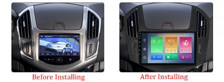 Navigatie Chevrolet Cruze 2012-2015, NAVI-IT, 9 Inch, 1GB RAM 16GB ROM, Android 9.1, WiFi, Bluetooth, Magazin Play, Camera Marsarier [1]