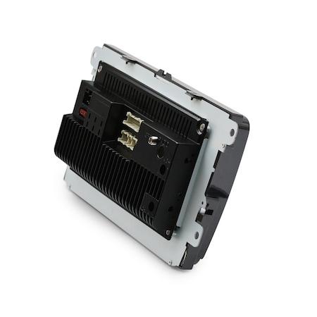 Navigatie NAVI-IT 1GB RAM 16 GB ROM, Ecran 9 inch 2.5D, 1280X720, IPS, Sistem de operare Android 9,Procesor T3, VW Passat CC,B7,B6,Golf 5 6,Touran,Skoda, Seat, camera marsarier Night-Vision 8 leduri,2