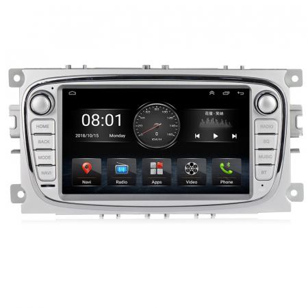 Navigatie NAVI-IT 4 GB RAM + 64 GB ROM Gps Android Ford Mondeo Focus S Max Transit Tourneo, Interne ,Aplicatii , Waze , Wi Fi , Usb , Bluetooth , Mirrorlink0