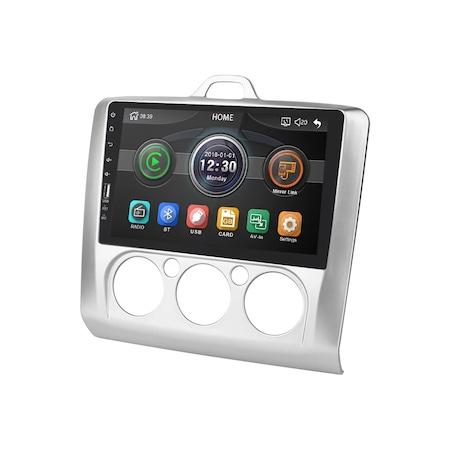 Navigatie NAVI-IT Ford Focus ( 2004 - 2011 ) , 2 GB RAM + 32 GB ROM , Carplay , Android , Aplicatii , Usb , Wi Fi , Bluetooth [0]