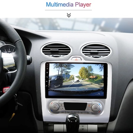 Navigatie NAVI-IT Ford Focus ( 2004 - 2011 ) , 2 GB RAM + 32 GB ROM , Carplay , Android , Aplicatii , Usb , Wi Fi , Bluetooth [3]