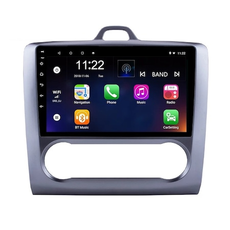 Navigatie NAVI-IT Ford Focus ( 2004 - 2011 ) , 2 GB RAM + 32 GB ROM , Carplay , Android , Aplicatii , Usb , Wi Fi , Bluetooth [2]