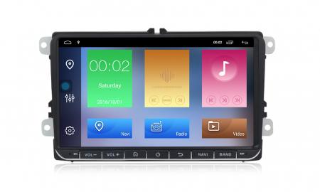 Navigatie Navi-It dedicata Volkswagen 9 inch, Android 10, 2 GB RAM 32 GB ROM, Quad Core, Bluetooth, WIFI, GPS0