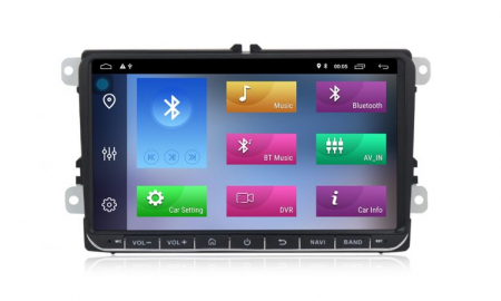 Navigatie Navi-It dedicata Volkswagen 9 inch, Android 10, 2 GB RAM 32 GB ROM, Quad Core, Bluetooth, WIFI, GPS1