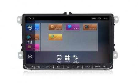 Navigatie Navi-It dedicata Volkswagen 9 inch, Android 10, 2 GB RAM 32 GB ROM, Quad Core, Bluetooth, WIFI, GPS2