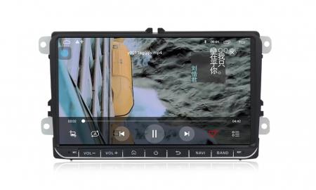 Navigatie Navi-It dedicata Volkswagen 9 inch, Android 10, 2 GB RAM 32 GB ROM, Quad Core, Bluetooth, WIFI, GPS4