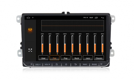 Navigatie Navi-It dedicata Volkswagen 9 inch, Android 10, 2 GB RAM 32 GB ROM, Quad Core, Bluetooth, WIFI, GPS5