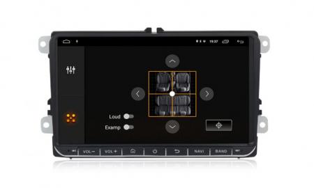 Navigatie Navi-It dedicata Volkswagen 9 inch, Android 10, 2 GB RAM 32 GB ROM, Quad Core, Bluetooth, WIFI, GPS6