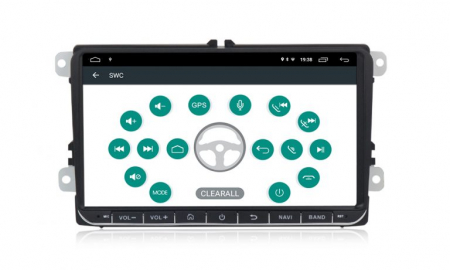 Navigatie Navi-It dedicata Volkswagen 9 inch, Android 10, 2 GB RAM 32 GB ROM, Quad Core, Bluetooth, WIFI, GPS8