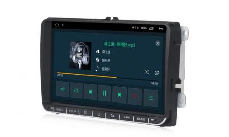 Navigatie Navi-It dedicata Volkswagen 9 inch, Android 10, 2 GB RAM 32 GB ROM, Quad Core, Bluetooth, WIFI, GPS7