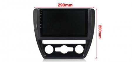 Navigatie Volkswagen Sagitar, Jetta 2012-2015, NAVI-IT, 9 Inch, 2GB RAM 32GB ROM, Android 9,1, WiFi, Bluetooth, Magazin Play, Camera Marsarier [2]
