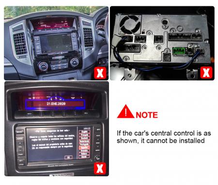 Navigatie Mitsubishi Pajero 2006-2012, NAVI-IT, 9 Inch, 1GB RAM 16GB ROM, Android 9.1, WiFi, Bluetooth, Magazin Play, Camera Marsarier [4]