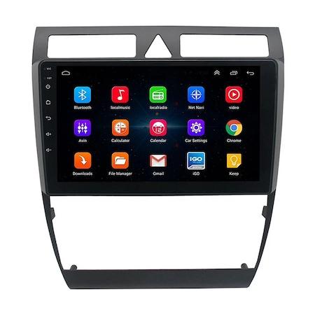Navigatie NAVI-IT 1GB RAM + 16GB ROM Audi A6 C5 ( 1997 - 2004 ) , Android , Display 9 inch, Internet ,Aplicatii , Waze , Wi Fi , Usb , Bluetooth , Mirrorlink [5]