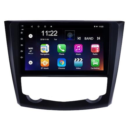Navigatie NAVI-IT 2 GB RAM + 32 GB ROM , Renault Kadjar ( 2016 + ) , Android , Display 9 inch, Internet , Aplicatii , Waze , Wi Fi , Usb , Bluetooth , Mirrorlink [0]