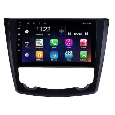 Navigatie NAVI-IT 4 GB RAM + 64 GB ROM , Renault Kadjar ( 2016 + ) , Android , Display 9 inch, Internet , Aplicatii , Waze , Wi Fi , Usb , Bluetooth , Mirrorlink [0]