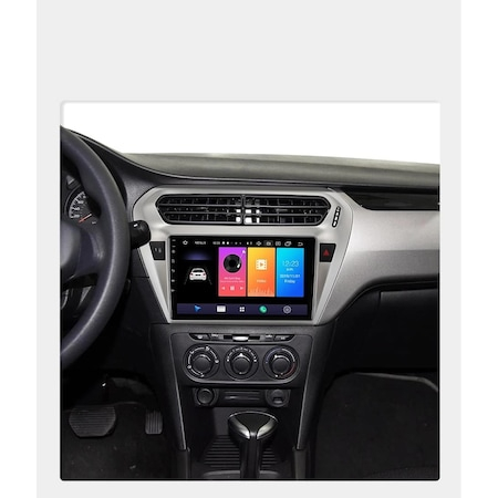 """Navigatie NAVI-IT, 4GB RAM 64GB ROM, 4G, IPS, DSP, Gps Peugeot 301 / Citroen C-Elysee ( 2012 + ) , Android, Display 10.1 """" , Internet , Aplicatii , Waze , Wi Fi , Usb , Bluetooth , Mirrorlink1"""