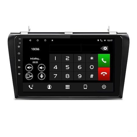 Navigatie NAVI-IT, 4GB RAM 64GB ROM, 4G, IPS, DSP, Mazda 3 , Android , Wi-Fi , Bluetooth ,Waze , YouTube0