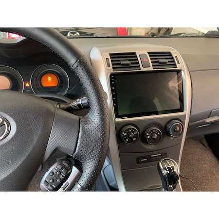 Navigatie NAVI-IT, 4GB RAM 64GB ROM, 4G, IPS; DSP, Toyota Corolla ( 2006 - 2013 ) , Android , Display 9 inch, Internet ,Aplicatii , Waze , Wi Fi , Usb , Bluetooth , Mirrorlink - Copie - Copie1