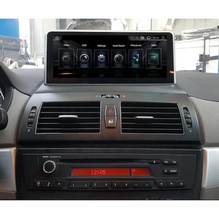Navigatie NAVI-IT 4 GB RAM + 64 GB ROM  BMW X3 E83 ( 2004 - 2009) , Android , Internet , Aplicatii , Waze , Wi Fi , Usb , Bluetooth , Mirrorlink , IPS - Copie - Copie3