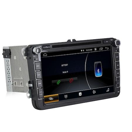 Navigatie NAVI-IT, 1GB RAM 16GB ROM, Volkswagen Android 10, Display 8 inch, WiFi, Bluetooth, GPS,DSP,RDS3