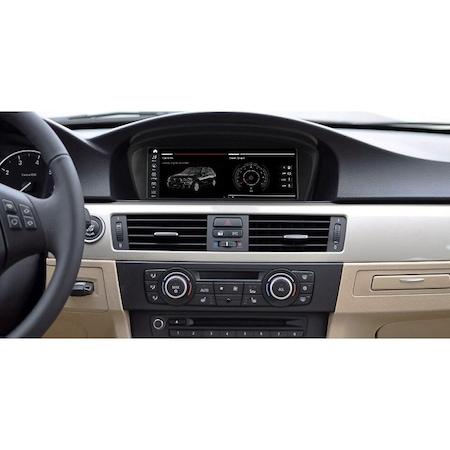 Navigatie NAVI-IT, 4GB RAM 64GB ROM, IPS, DSP, 4G, Android 10 BMW BMW 5 seria E60 E61 E63 E64 3Series E90 E91 CCC - Copie1
