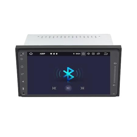 Navigatie NAVI-IT, 1GB RAM 16GB ROM, Toyota Hilux , Corolla , Hiace , Land Cruise ,Yaris , Celica, Wi-Fi , Android , Bluetooth0