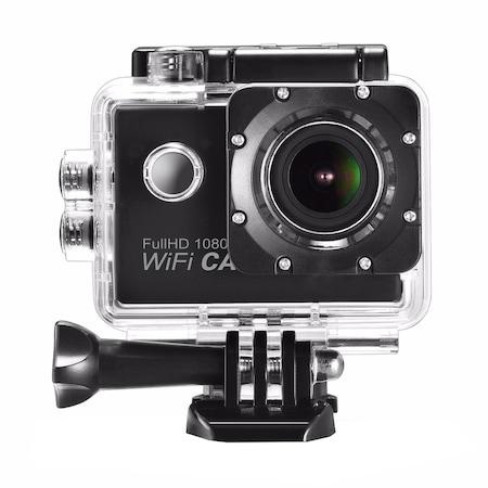 Camera Video Actiune Sport 4K, Ecran 2'' LCD, Waterproof, telecomanda pentru actiune de la distanta0