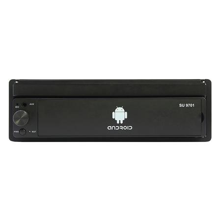 Navigatie NAVI-IT, 1B RAM 16GB ROM, Auto 1DIN Retractabil Manual, Display 7 Inch, Android 9 [1]