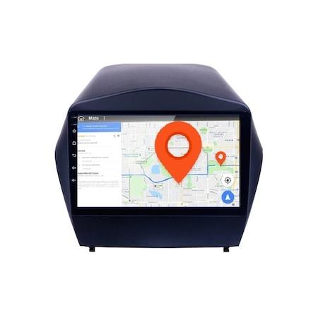 Navigatie NAVI-IT, 1GB RAM 16GB ROM, Hyundai IX 35 ( 2009-2015 ) , Android , Wi-Fi, Android,Bluetooth0