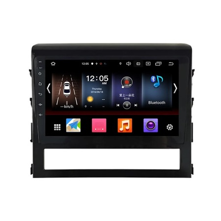 Navigatie NAVI-IT, 1GB RAM 16GB ROM, Toyota Land Cruiser ( 2015 + ) ,Carplay , Android , Aplicatii , Usb , Wi Fi , Bluetooth0
