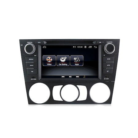 Navigatie NAVI-IT BMW E90, Display 7inch, Android 10, Wi-Fi, Bluetooth, GPS, 2GB RAM 32GB ROM memorie interna, RDS SI DSP0