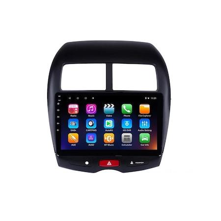Navigatie NAVI-IT 1GB RAM + 16 GB ROM  Mitsubishi ASX ( 2010 - 2019 ) , Android , Display 9 inch, Internet ,Aplicatii , Waze , Wi Fi , Usb , Bluetooth , Mirrorlink1