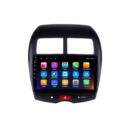 Navigatie NAVI-IT  4 GB RAM + 64 GB ROM  Mitsubishi ASX ( 2010 - 2019 ) , Android , Display 9 inch, Internet ,Aplicatii , Waze , Wi Fi , Usb , Bluetooth , Mirrorlink - Copie - Copie1