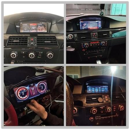 Navigatie NAVI-IT, 2GB RAM 32GB ROM Android 10 BMW BMW 5 seria E60 E61 E63 E64 3Series E90 E91 CCC2