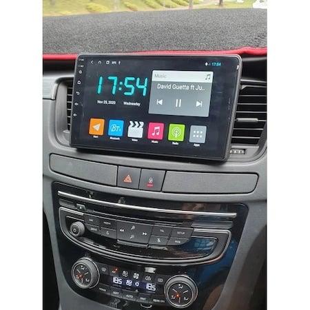 Navigatie NAVI-IT, 1GB RAM 16GB ROM, Peugeot 508 ( 2010 - 2018 ) , Android , Display 9 inch ,Internet , Aplicatii , Waze , Wi Fi , Usb , Bluetooth , Mirrorlink [2]