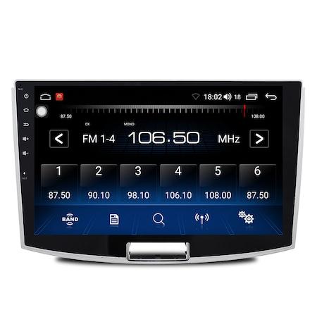 Navigatie NAVI-IT 4+64GB, Volkswagen Passat B6 B7 CC ecran 10,1inch OCTA CORE0