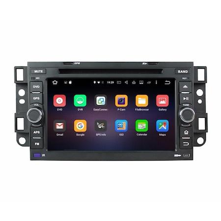 Navigatie NAVI-IT, 2GB RAM 16GB ROM, dedicata, Android 9.1, Chevrolet Epica Captiva Aveo Kalos0